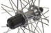 Mavic Bakhjul hjul 26 x 1.75, Deore LX Silver, QR, 36h grå